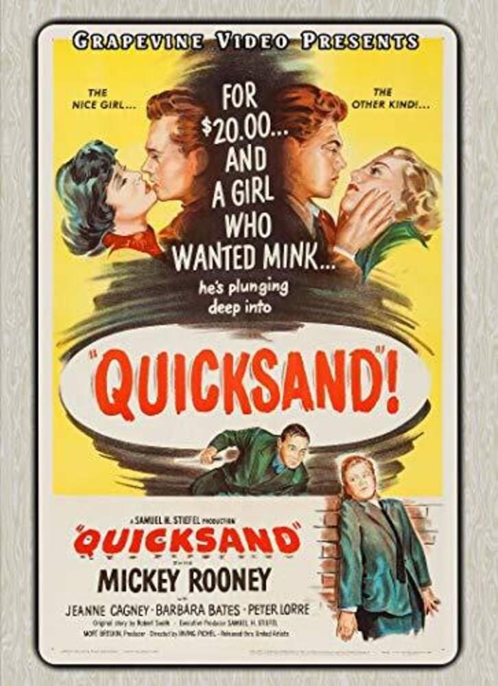 Quicksand (1950) - Quicksand (1950) / (Mod)