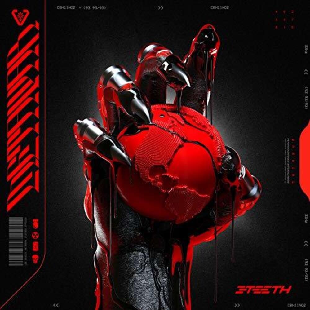 3teeth - Metawar [Import]