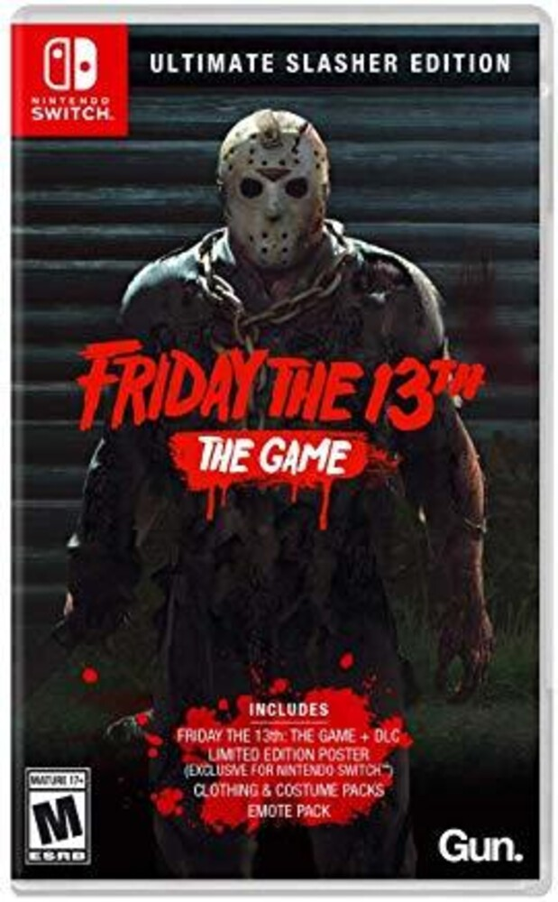 - Friday The 13th: The Game Ultimate Slasher Ed