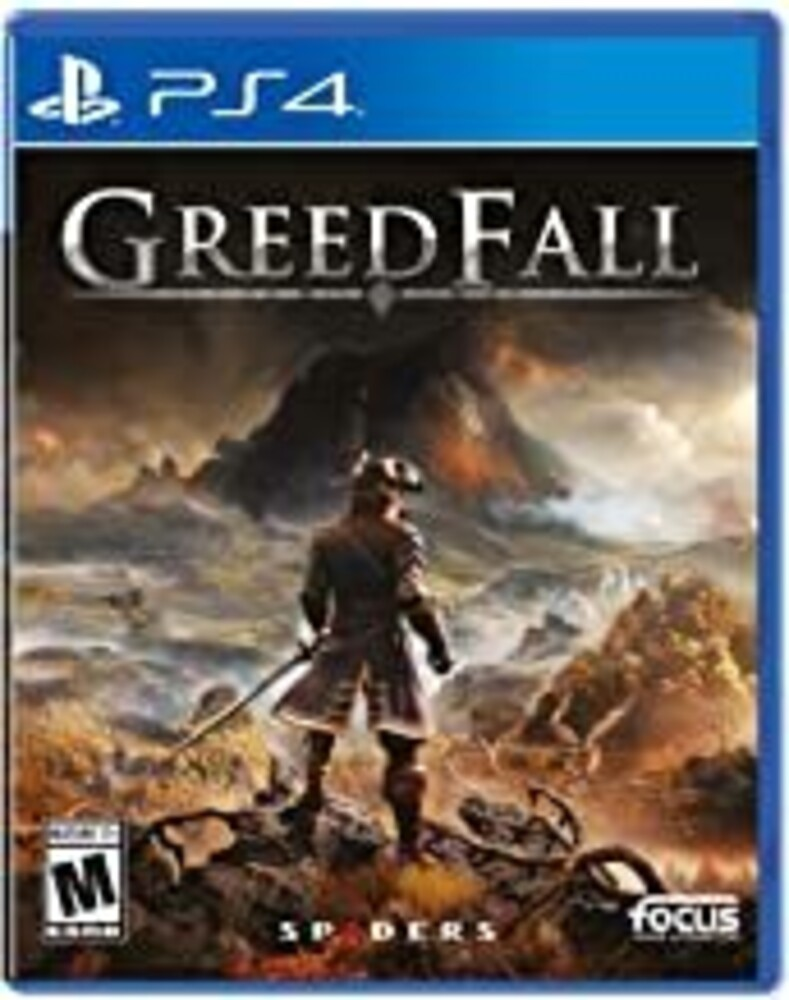 - Greedfall for PlayStation 4