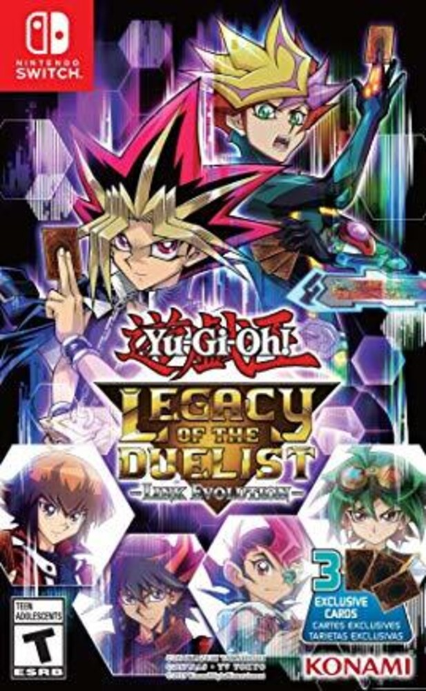 Swi Ygo Legacy of the Duelist Link Evolution - Ygo Legacy Of The Duelist Link Evolution