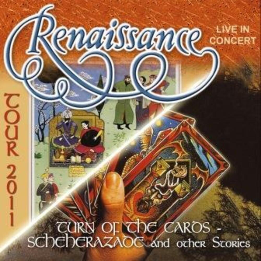 Renaissance - Tour 2011: Live In Concert (W/Dvd) (Ntr0) (Uk)