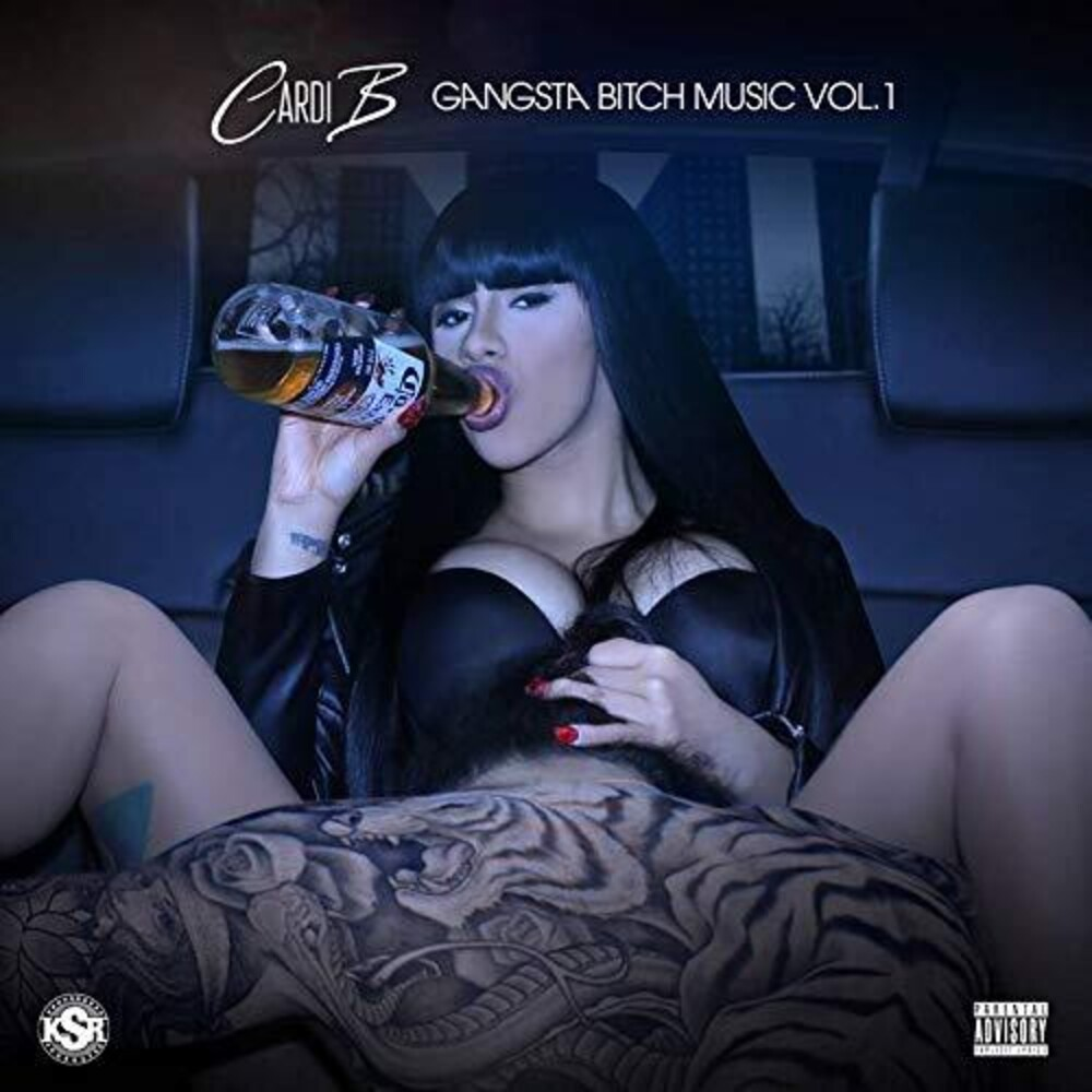 Cardi B - Gangsta Bitch Music Vol. 1 [RSD BF 2019]