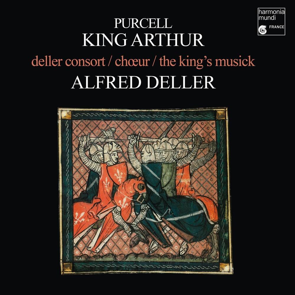 Purcell / Alfred Deller - King Arthur