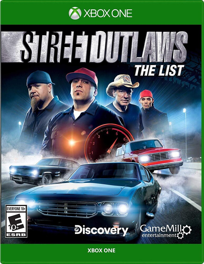 - Street Outlaws: The List