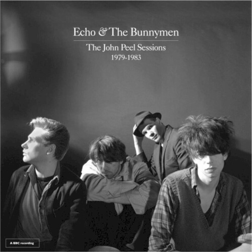 Echo & The Bunnymen - John Peel Sessions 1979-1983