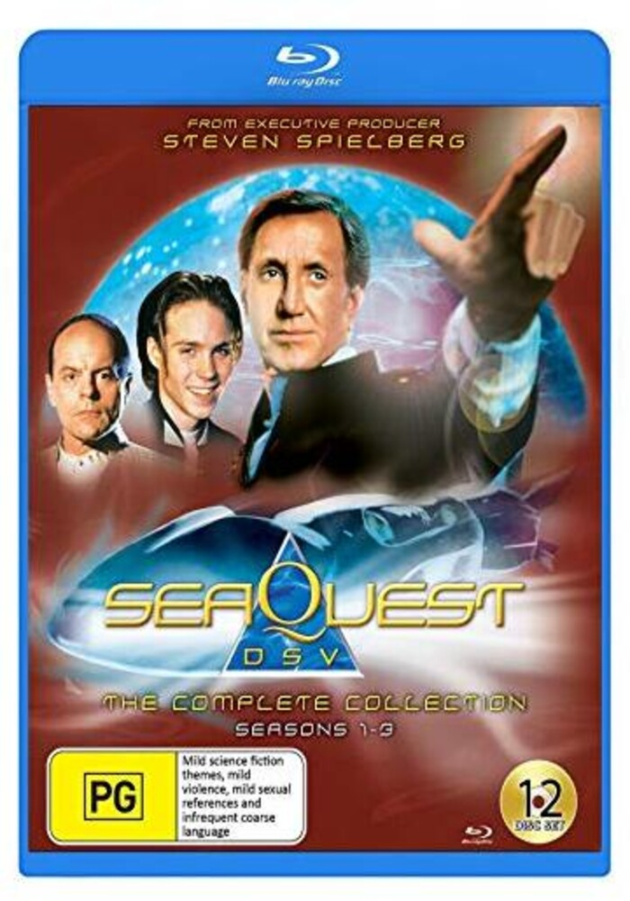 Seaquest Dsv: Complete Collection - Seaquest Dsv: Complete Collection (12pc) / (Aus)