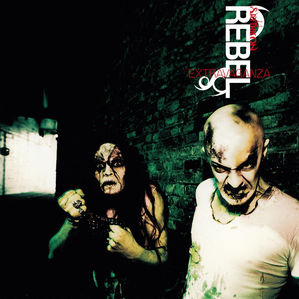Satyricon - Rebel Extravaganza: Remastered Version [LP]