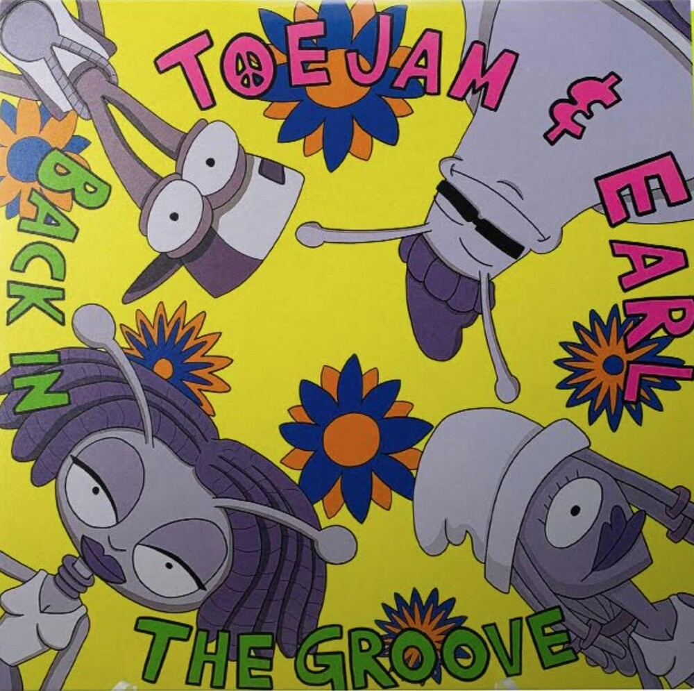 Toe Jam & Earl / Cody Wright Colv Ofgv - Toe Jam & Earl: Back In The Groove (Colv) (Ofgv)