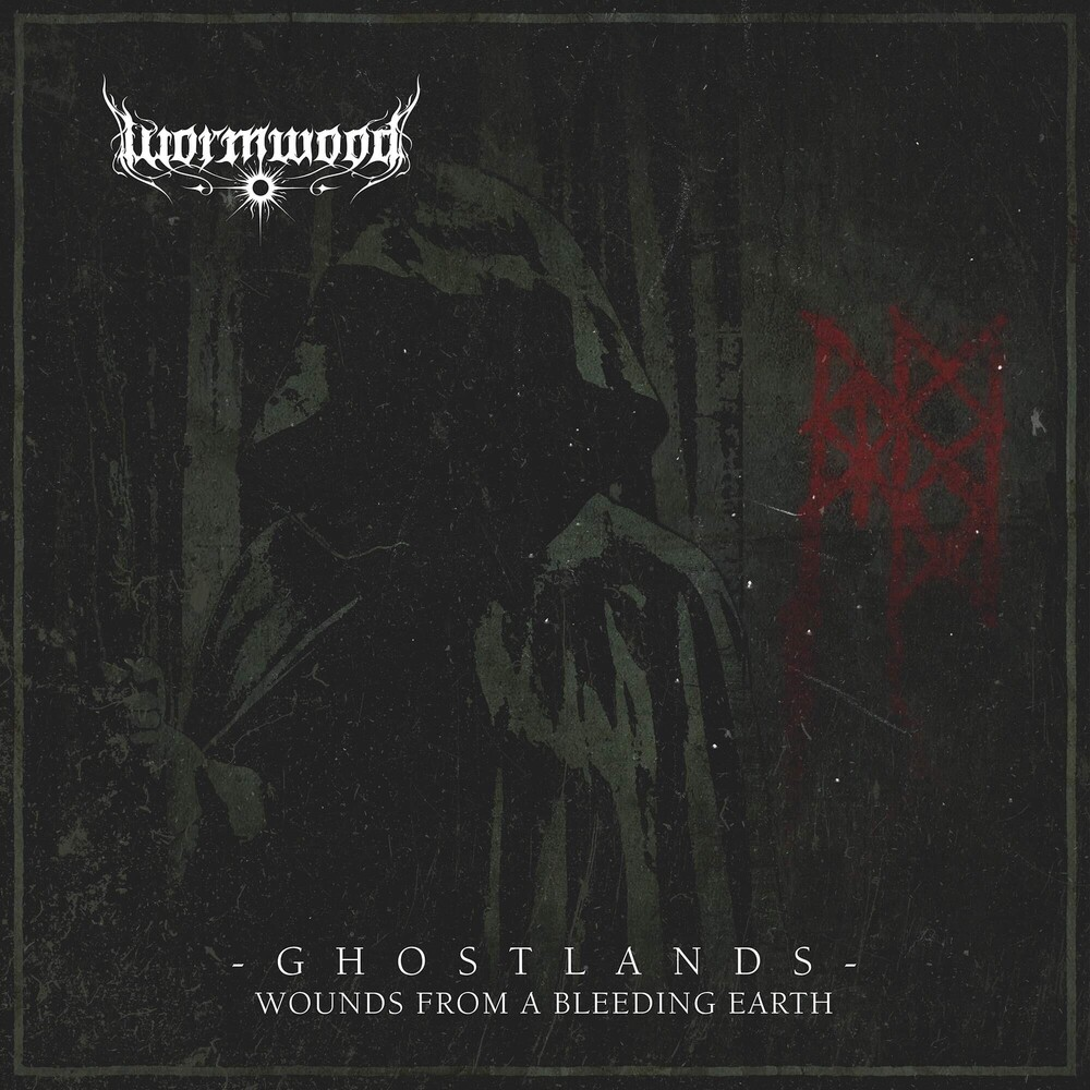 Wormwood - Ghostlands - Wounds From A Bleeding Earth (Green Vinyl)