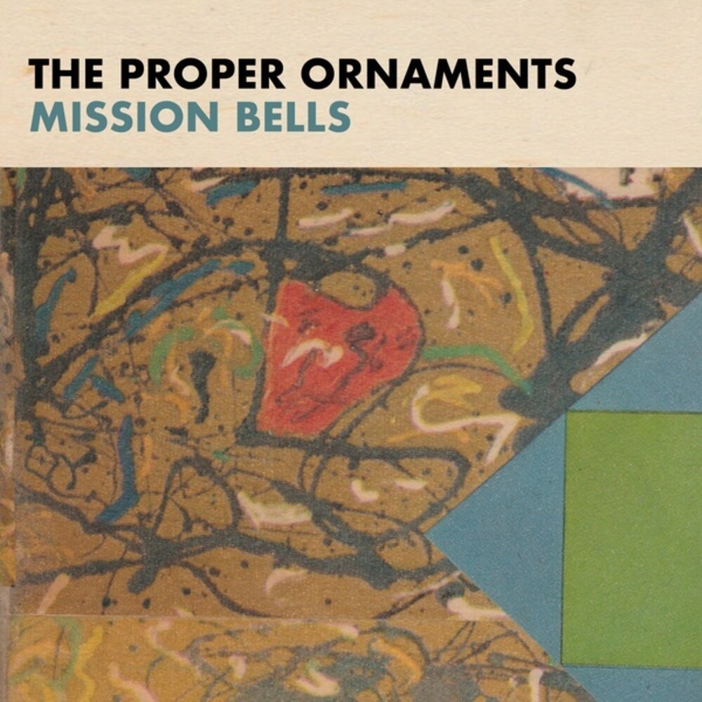 Proper Ornaments - Mission Bells
