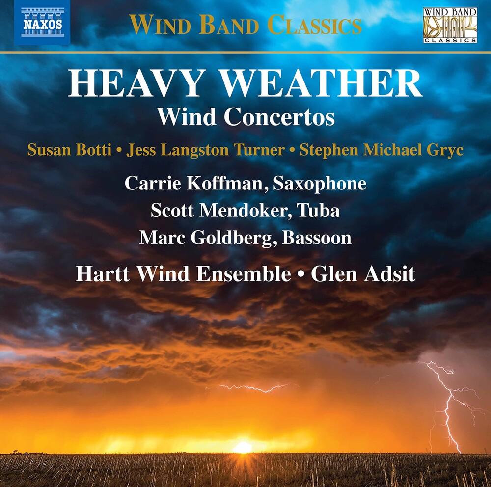 Hartt School Wind Ensemble - Heavy Weather