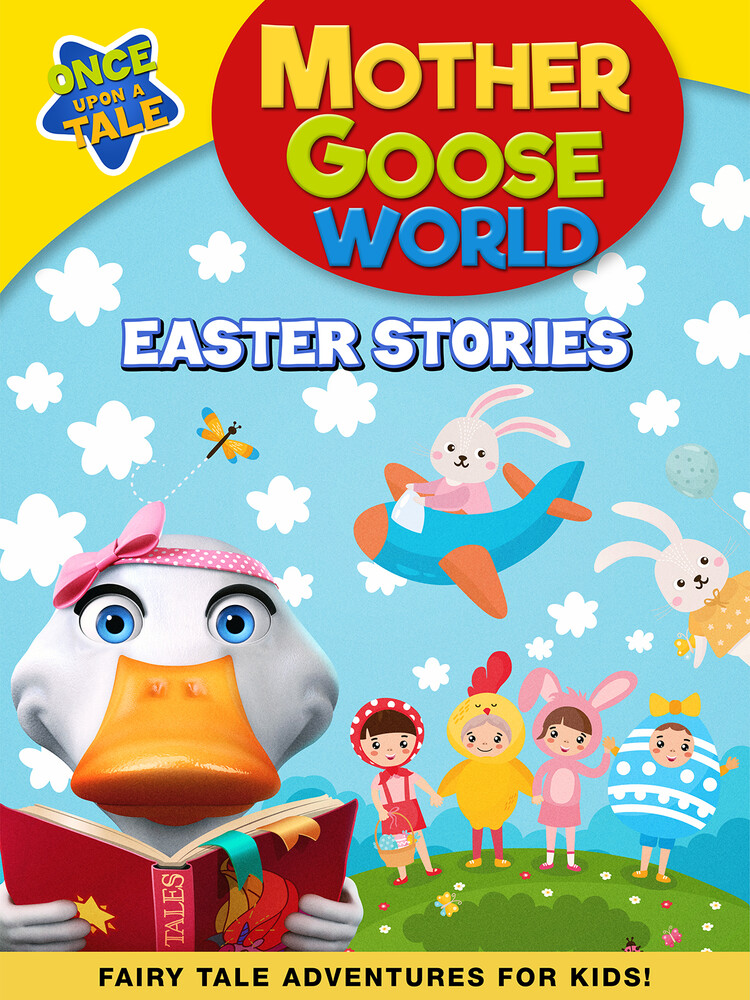 Tina Shuster - Mother GooseWorld: Easter Stories