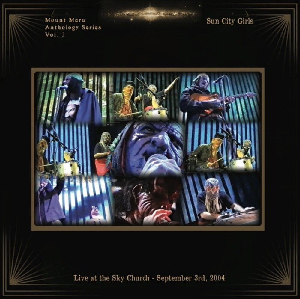 Sun City Girls - Live At The Sky Church (W/Dvd) (2pk)