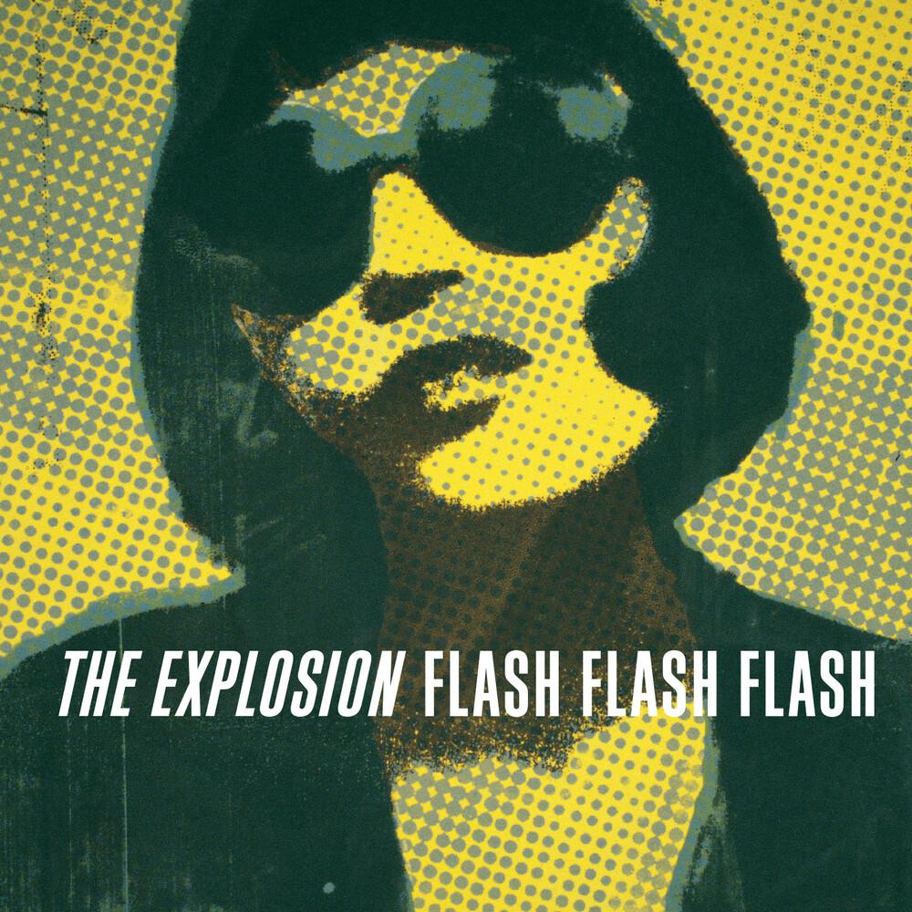 Explosion - Flash Flash Flash (Clear Vinyl) (Cvnl)