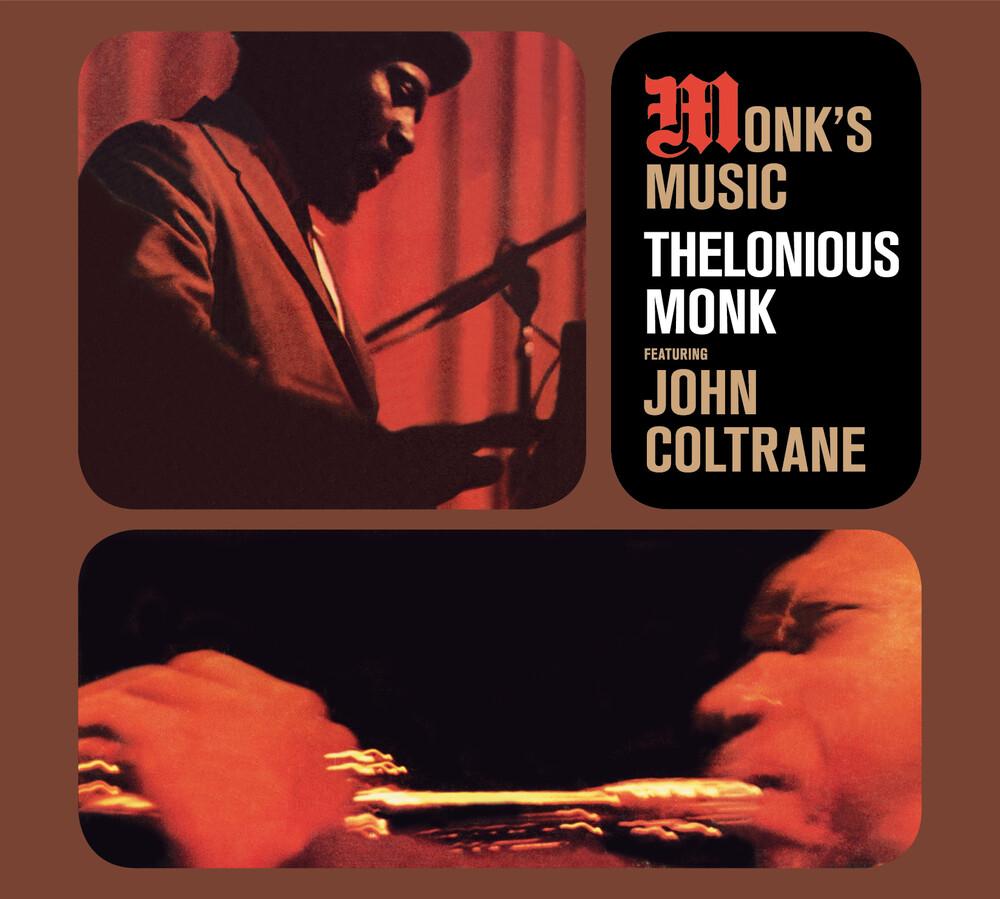 Thelonious Monk - Monk's Music [Limited Remastered Digipak With Bonus Tracks]