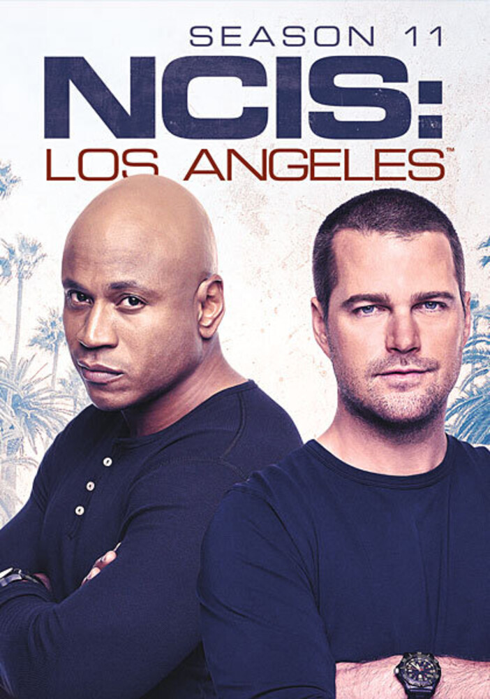 NCIS: Los Angeles - Eleventh Season - Ncis: Los Angeles - Eleventh Season (5pc) / (Box)