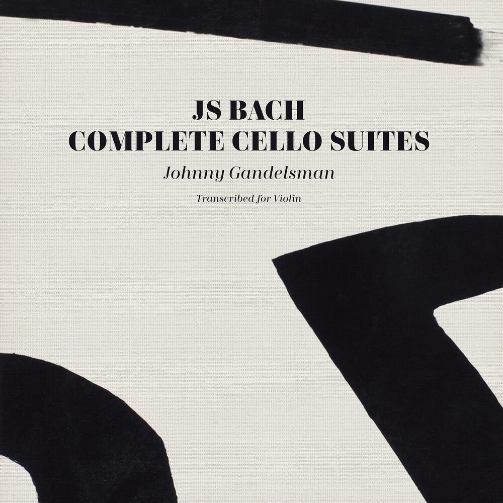 Johnny Gandelsman - Js Bach: Complete Cello Suites