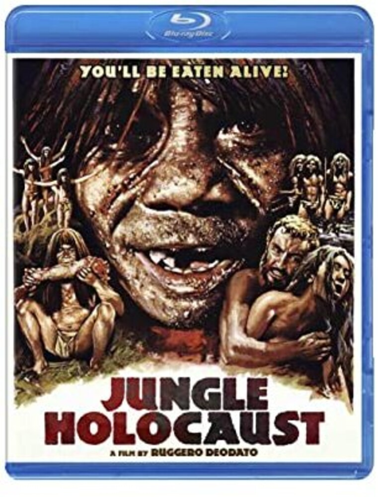 - Jungle Holocaust (1977) / (Spec)