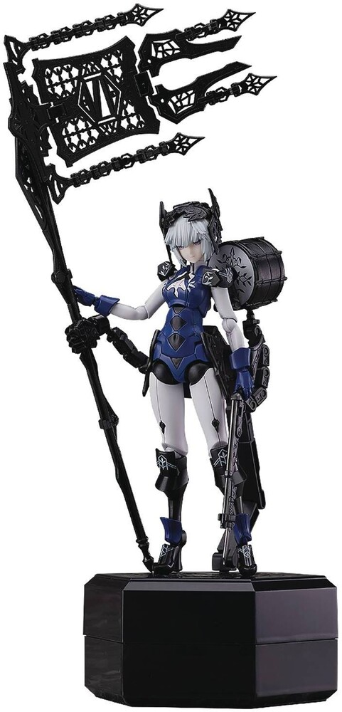 Good Smile Company - Good Smile Company - Chitocerium Vi-Carbonia Lonsdaleite Plastic ModelKit