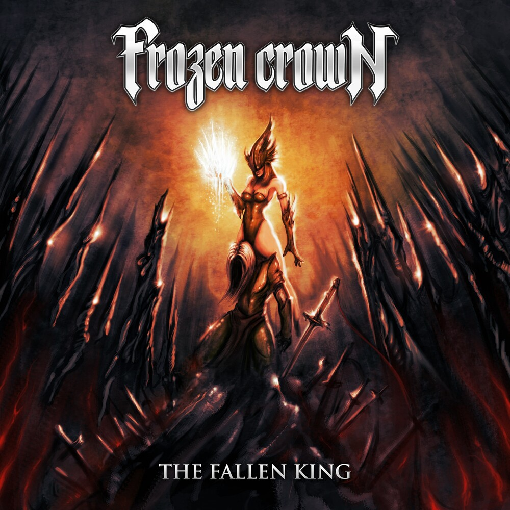 Frozen Crown - Fallen King (Gol) (Ltd)