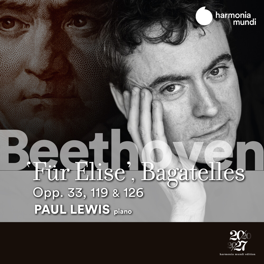 Paul Lewis - Beethoven: Fur Elise, Bagatelles