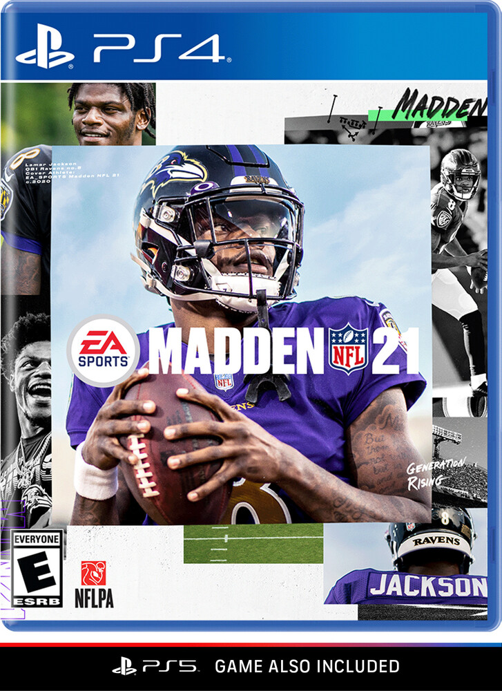 Ps4 Madden NFL 21 - Ps4 Madden Nfl 21