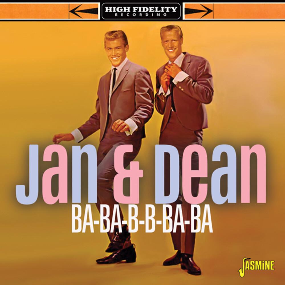 Jan & Dean - Ba-Ba-B-B-Ba-Ba (Uk)