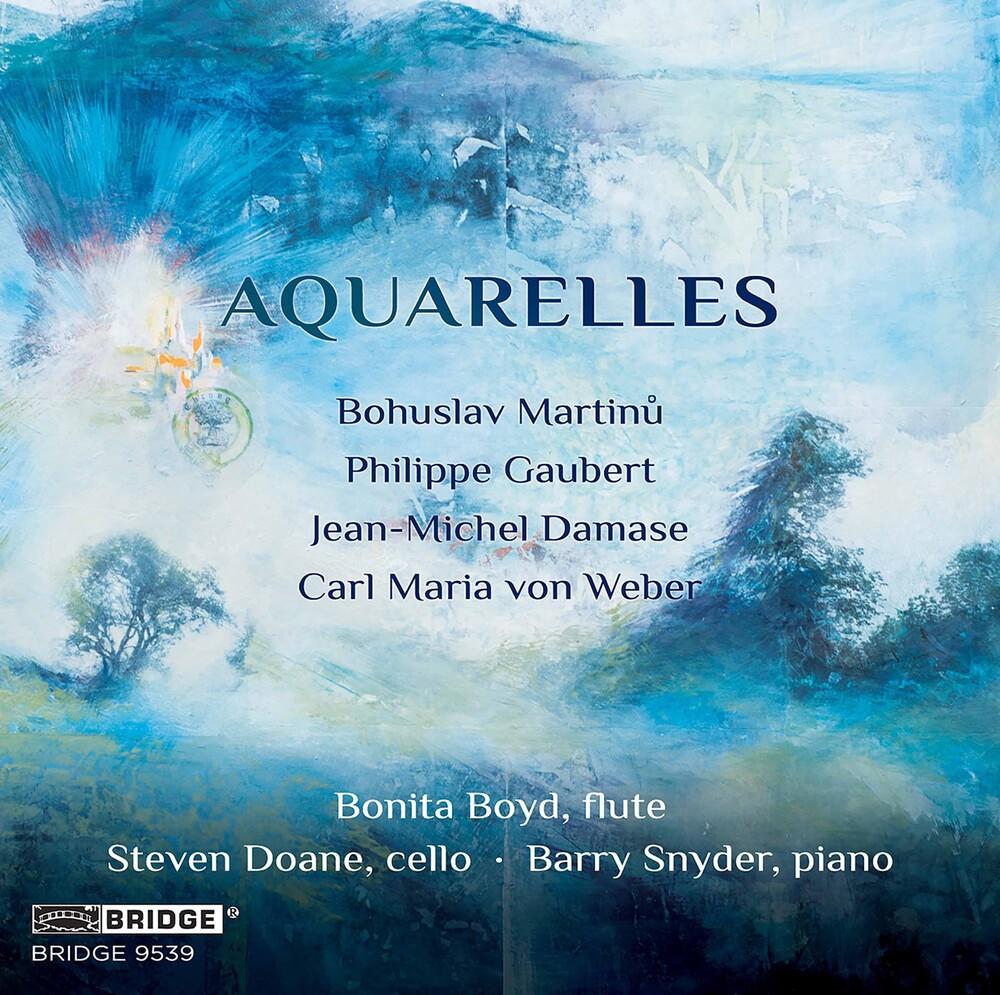 Bonita Boyd - Aquarelles