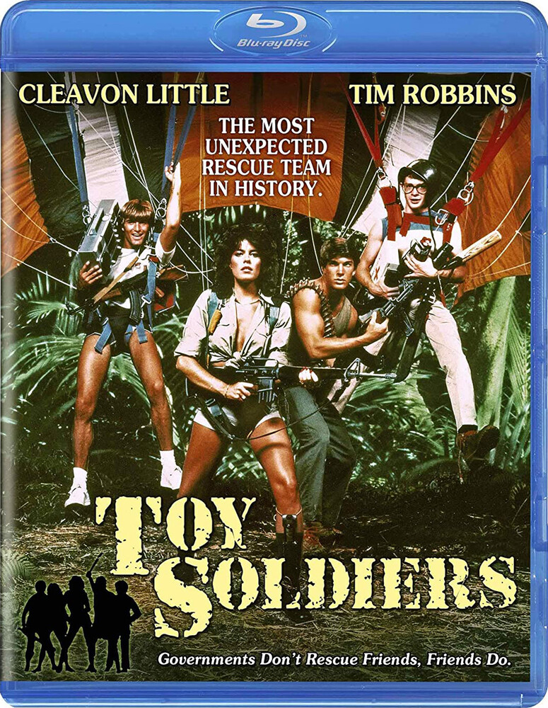 - Toy Soldiers