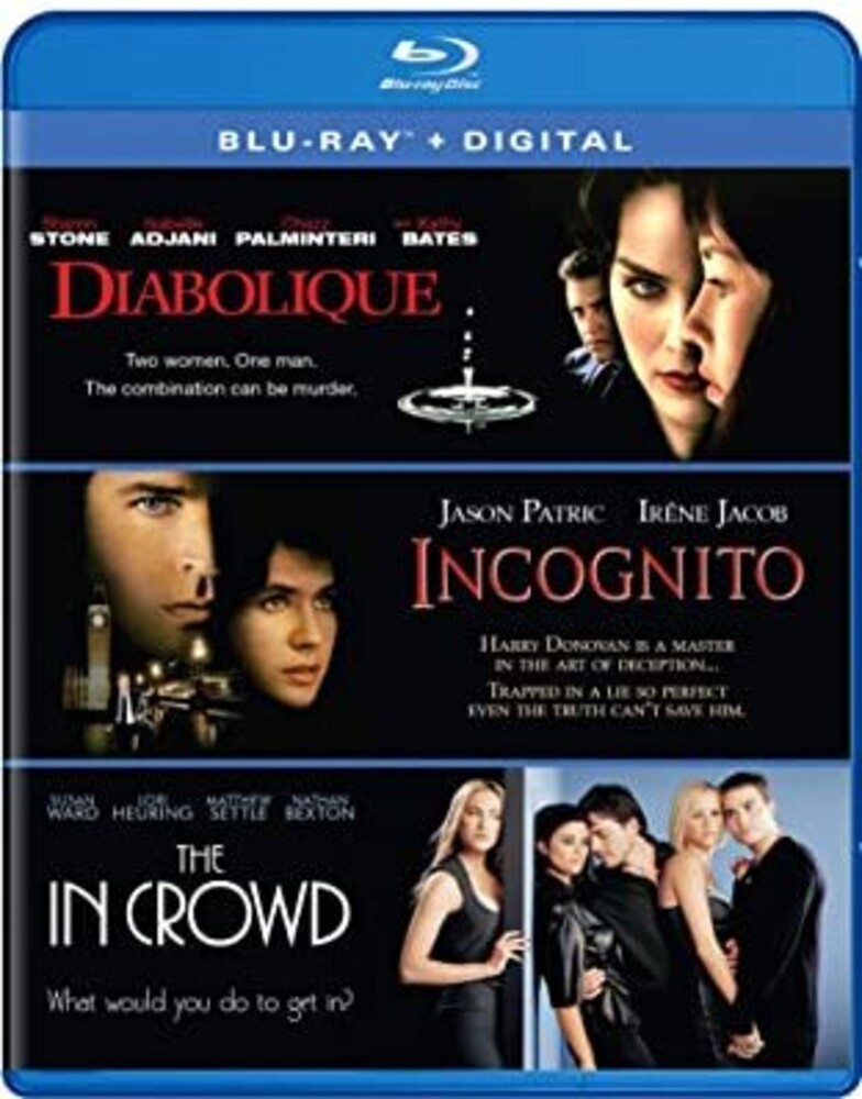 Incognito / Diabolique / in Crowd - Incognito / Diabolique / In Crowd / (Ws)