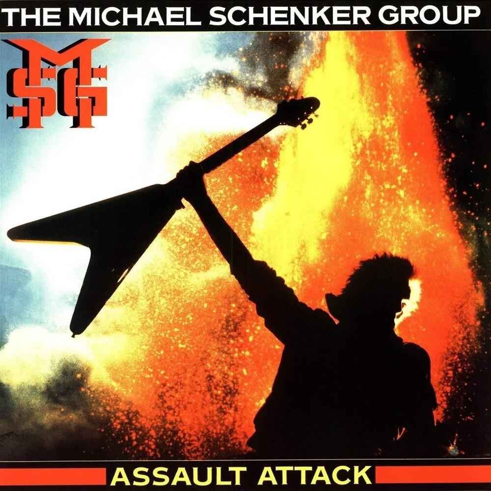 The Michael Schenker Group - Assault Attack