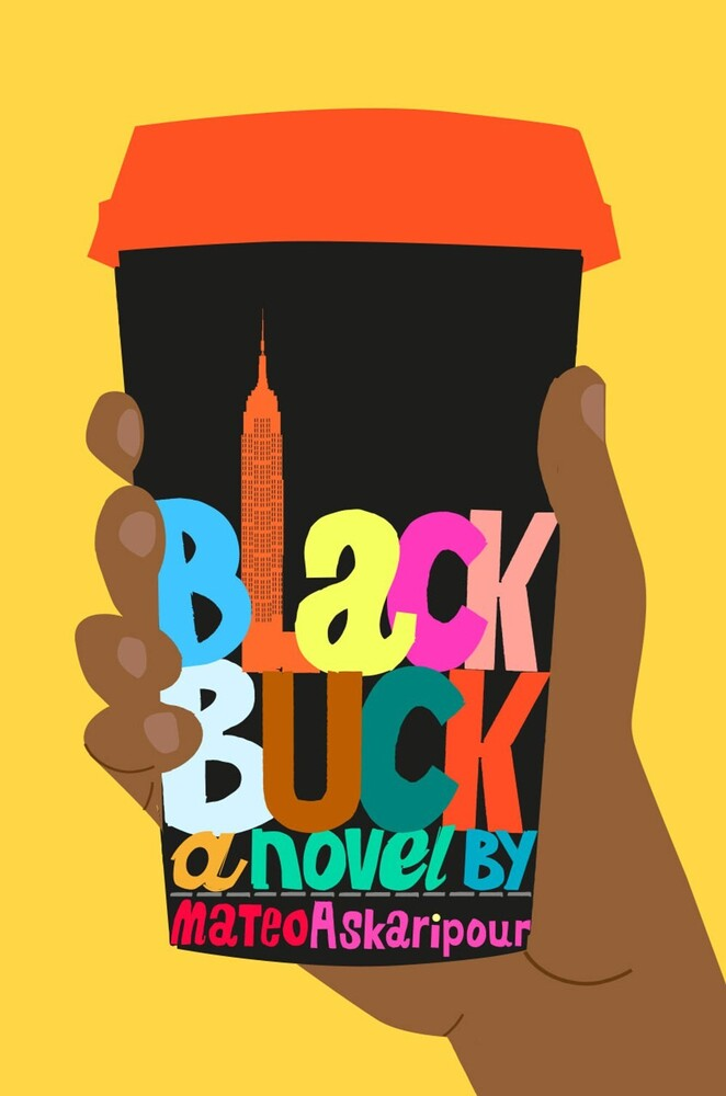 Askaripour, Mateo - Black Buck