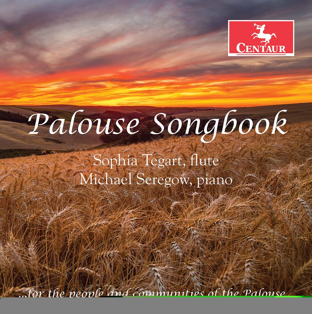 Palouse Songbook / Various - Palouse Songbook / Various