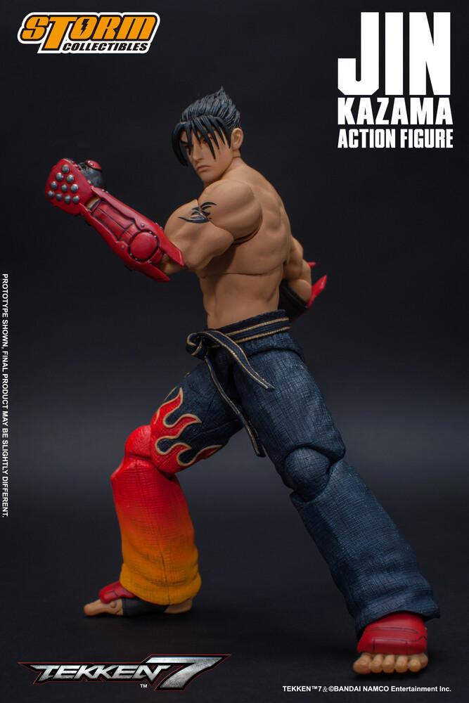 Storm Collectibles - Storm Collectibles - Tekken 7 - Jin Kazama 1/12 Action Figure