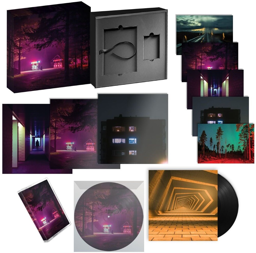 Doves - The Universal Want [Limited Edition LP/Picture Disc/Cassette Deluxe Box Set]