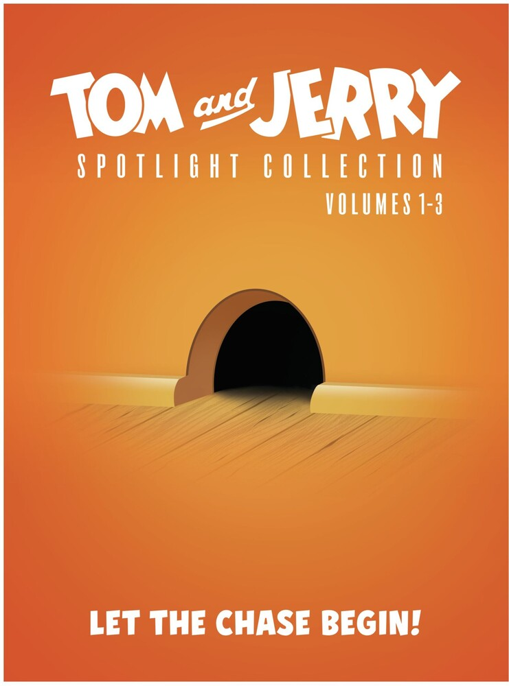 William Hanna - Tom and Jerry Spotlight Collection: Volumes 1-3
