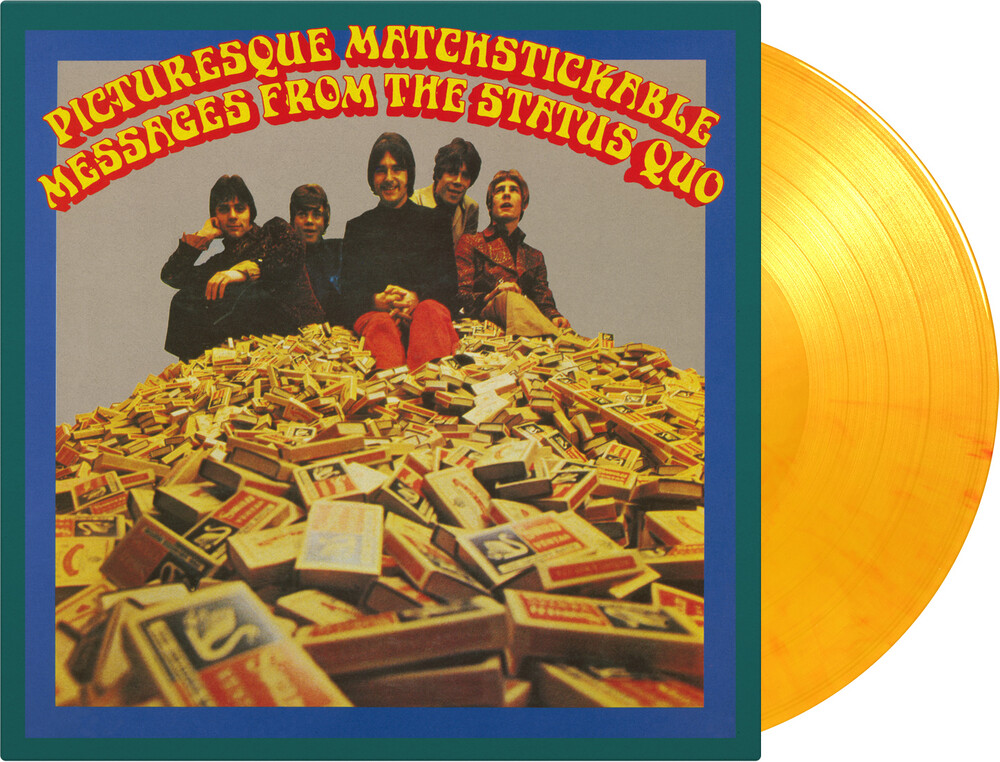 Status Quo - Picturesque Matchstickable Messages From The [Limited Edition]