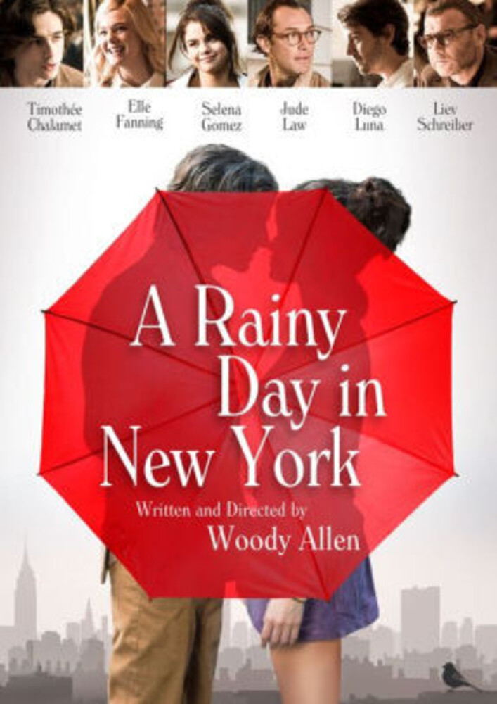 A Rainy Day in New York [Movie] - Rainy Day In New York