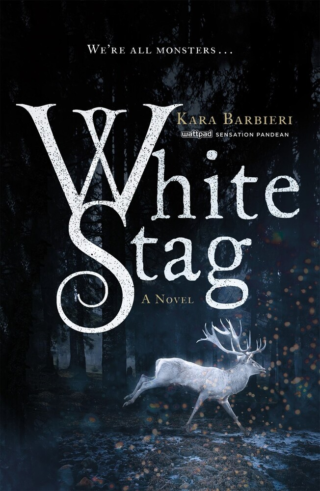 Barbieri, Kara - White Stag: A Permafrost Novel