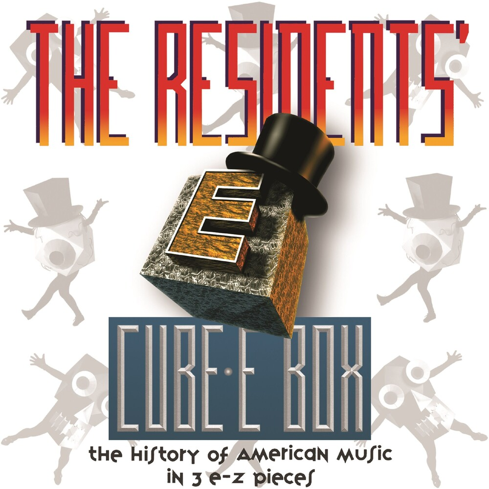 Residents - Cube-E Box: The History Of American Music In 3