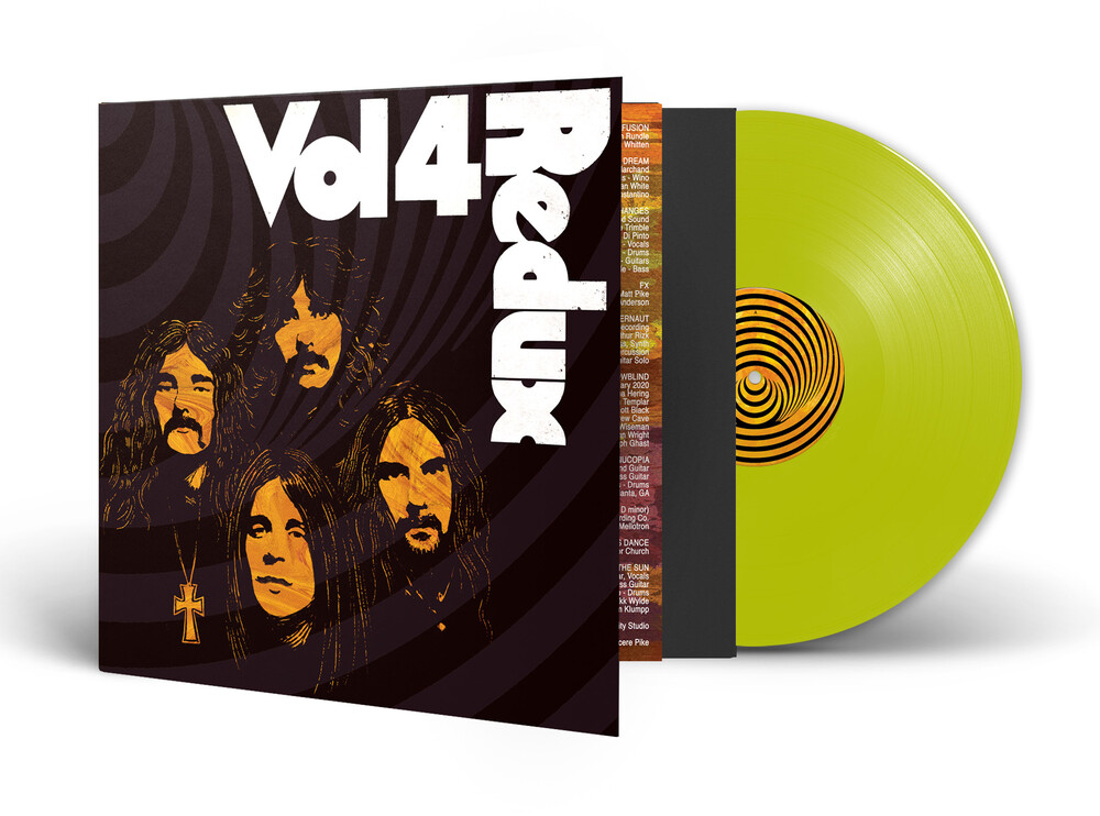 Volume 4 Redux / Various Neon Yellow Vinyl - Volume 4 (Redux) / Various (Neon Yellow Vinyl)