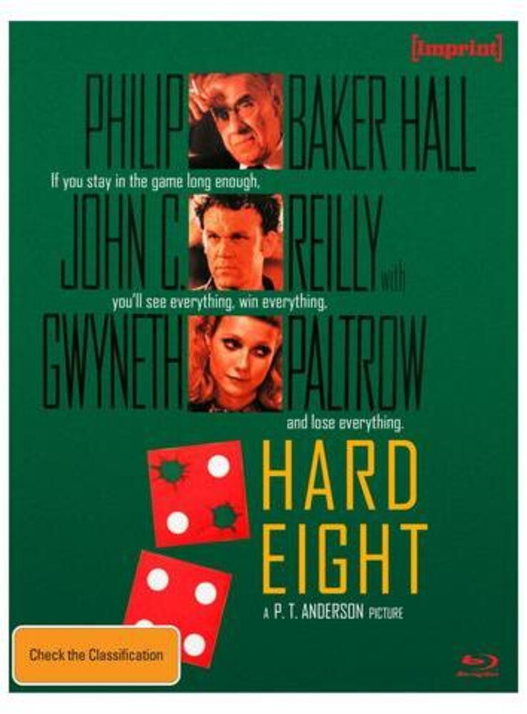 - Hard Eight / (Ltd Aus)
