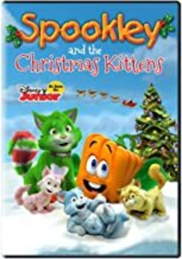 Spookley and the Christmas Kittens - Spookley And The Christmas Kittens