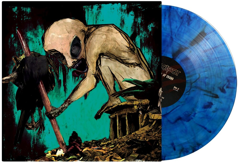 Nuclear - Murder Of Crows (Marble Blue Vinyl) (Blue)