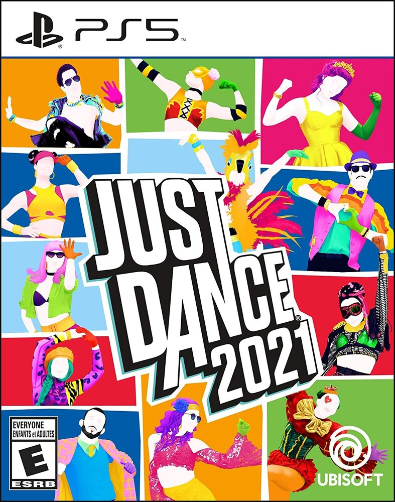 Ps5 Just Dance 2021 - Just Dance 2021 for PlayStation 5