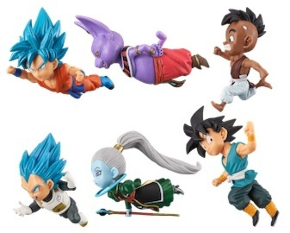 Banpresto - BanPresto - Dragon Ball Super Historical Characters Vol.2 Figure (OneAssorted Figure)