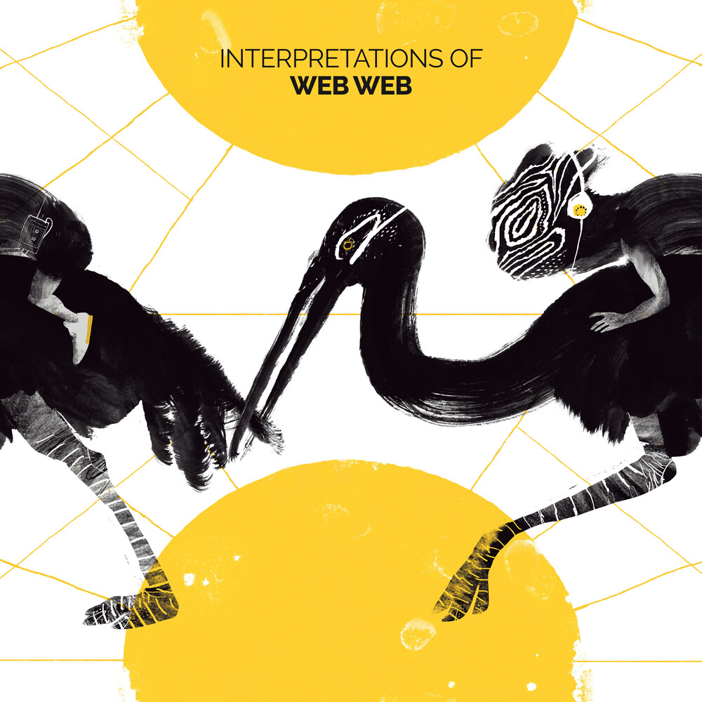 Interpretations Of Web Web / Various - Interpretations Of Web Web / Various (2pk)