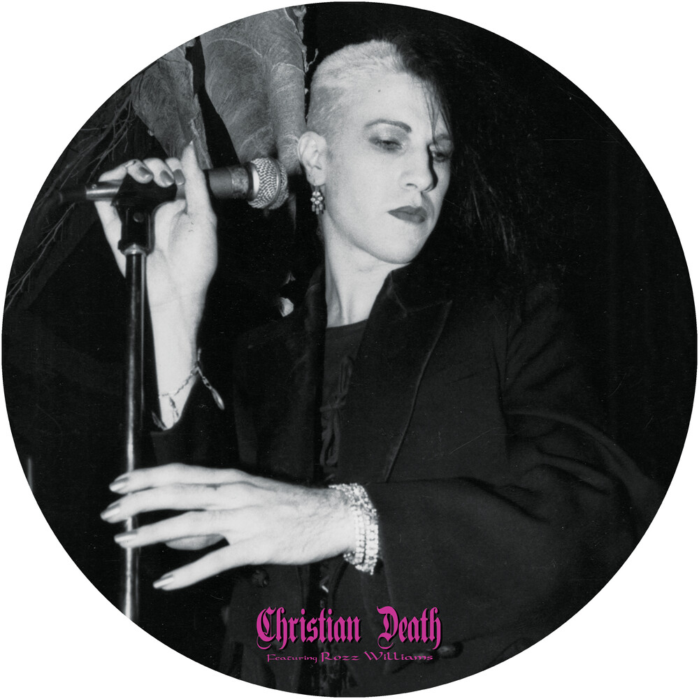 Christian Death - Rage Of Angels (Picture Disc Vinyl) (Pict)
