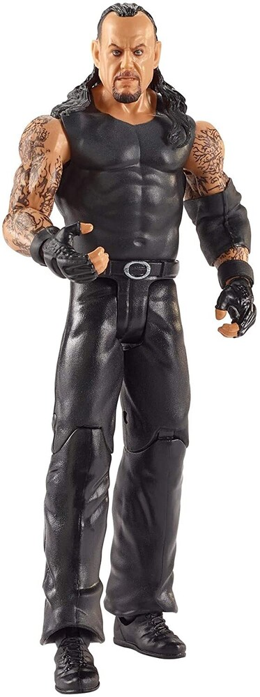 WWE - Mattel Collectible - WWE Basic Figure The Undertaker
